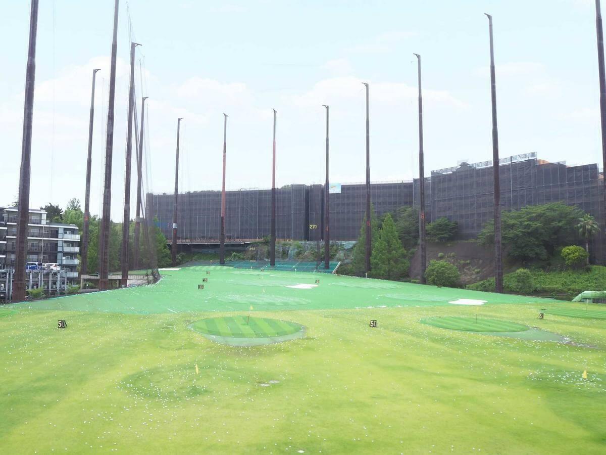 ウィンズラジャゴルフステーション戸塚(横浜市戸塚区)/打ちっぱなし・ゴルフ練習場一覧[コンドル]