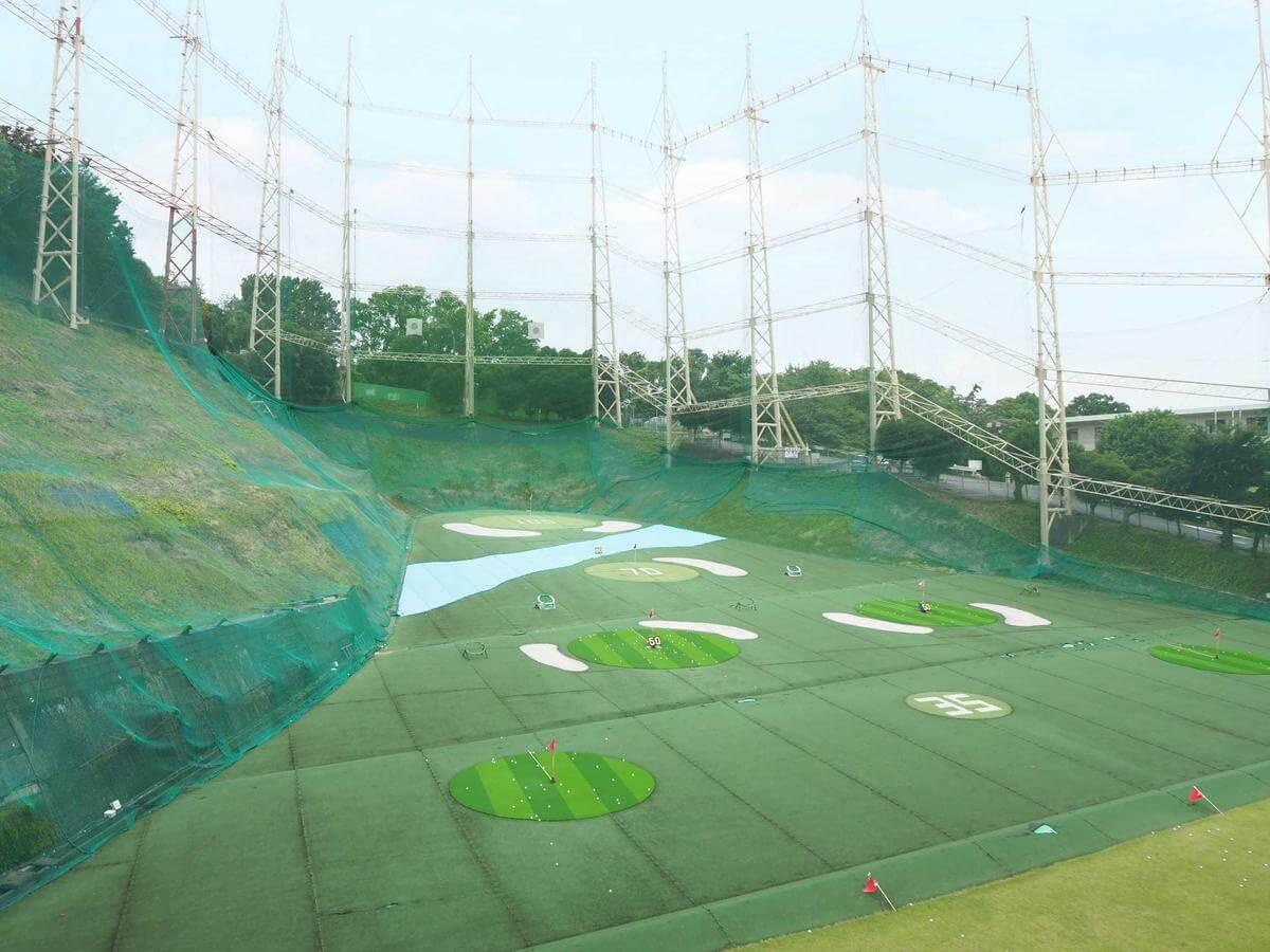 ニューツルミゴルフ練習場(横浜市鶴見区)/打ちっぱなし・ゴルフ練習場一覧[コンドル]