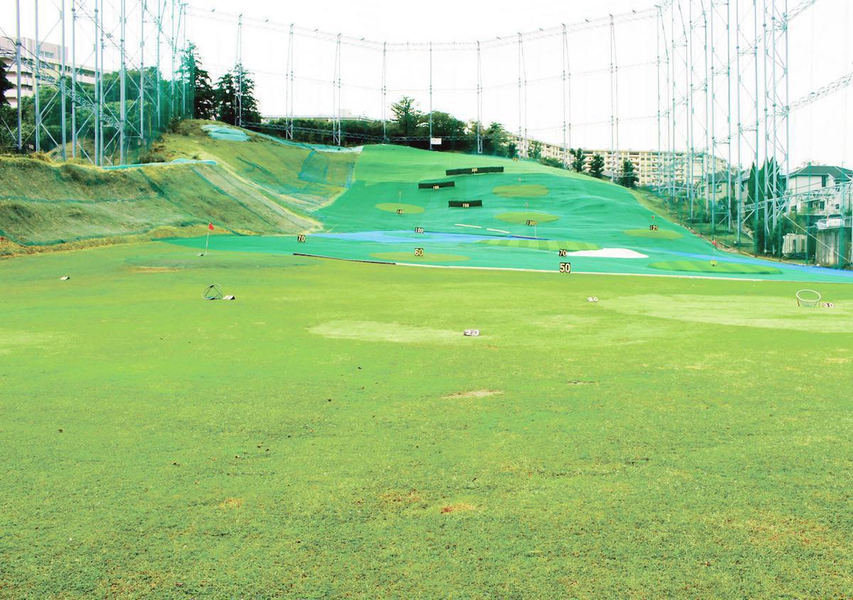 永田台ゴルフ練習場(横浜市南区)/打ちっぱなし・ゴルフ練習場一覧[コンドル]