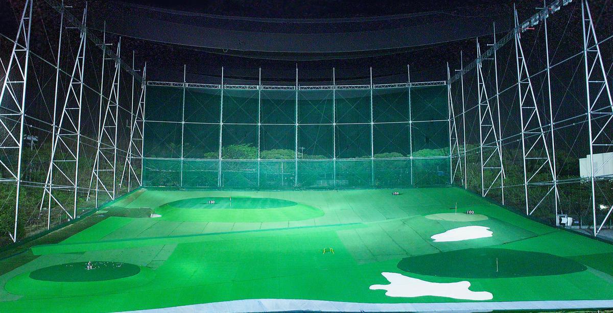梅里カントリークラブ(横浜市港北区)/打ちっぱなし・ゴルフ練習場一覧[コンドル]