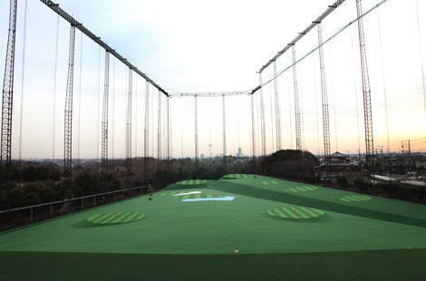 トピックゴルフクラブ(横浜市神奈川区)/打ちっぱなし・ゴルフ練習場一覧[コンドル]