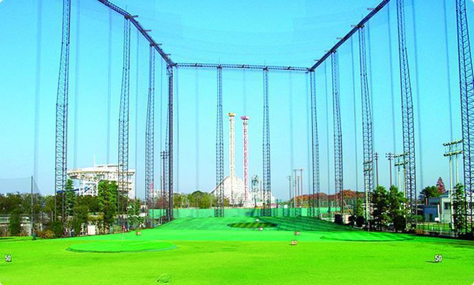 よみうりゴルフガーデン(川崎市多摩区)/打ちっぱなし・ゴルフ練習場一覧[コンドル]