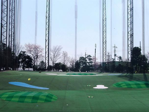 イーグルスゴルフ(横浜市都筑区)/打ちっぱなし・ゴルフ練習場一覧[コンドル]