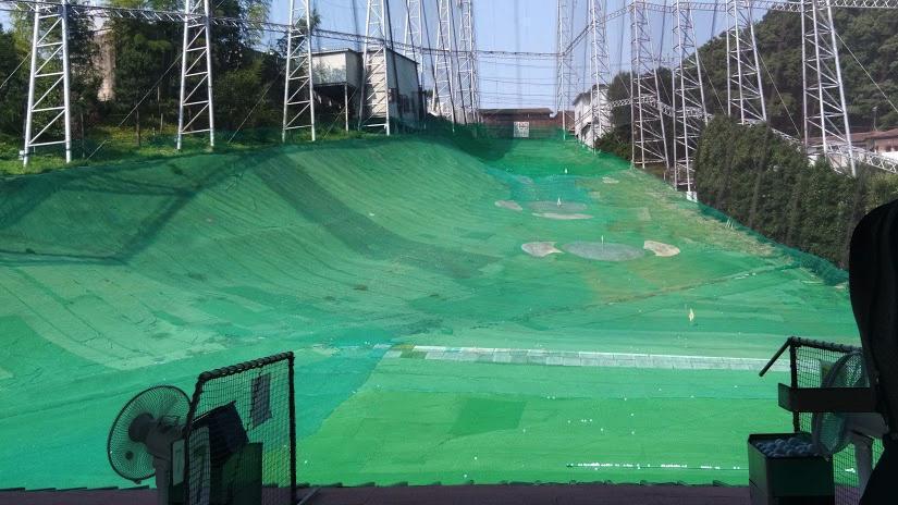 民家園ビッグゴルフ(川崎市多摩区)/打ちっぱなし・ゴルフ練習場一覧[コンドル]