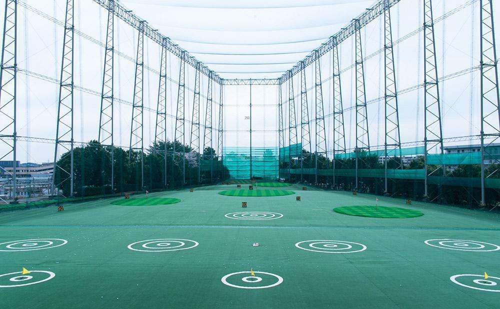 京王若葉台ゴルフ練習場(川崎市麻生区)/打ちっぱなし・ゴルフ練習場一覧[コンドル]