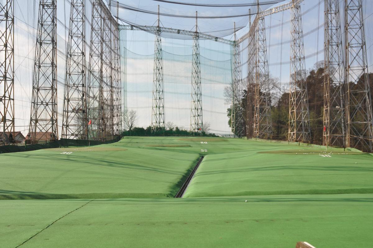 【休業中】港南ゴルフセンター(横浜市港南区)/打ちっぱなし・ゴルフ練習場一覧[コンドル]