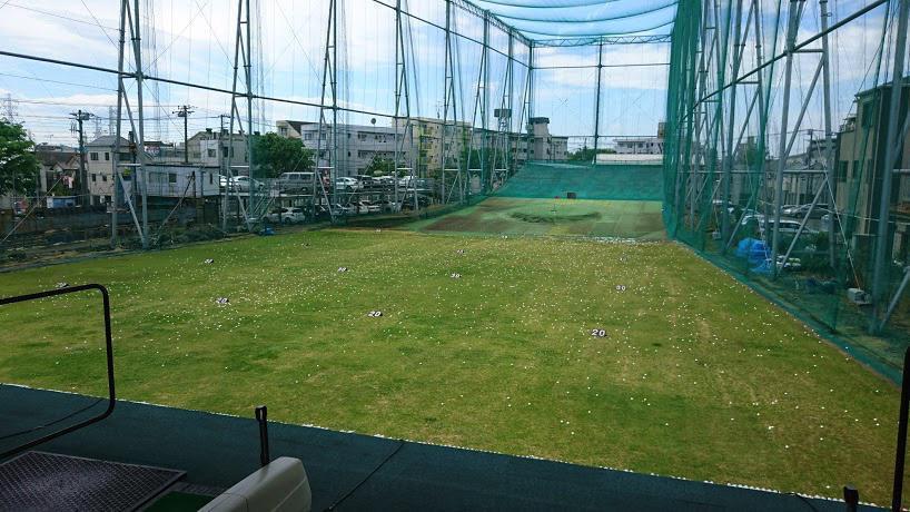 日吉カントリー(横浜市港北区)/打ちっぱなし・ゴルフ練習場一覧[コンドル]
