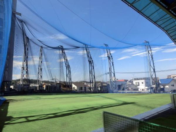 登戸ゴルフセンター(川崎市多摩区)/打ちっぱなし・ゴルフ練習場一覧[コンドル]