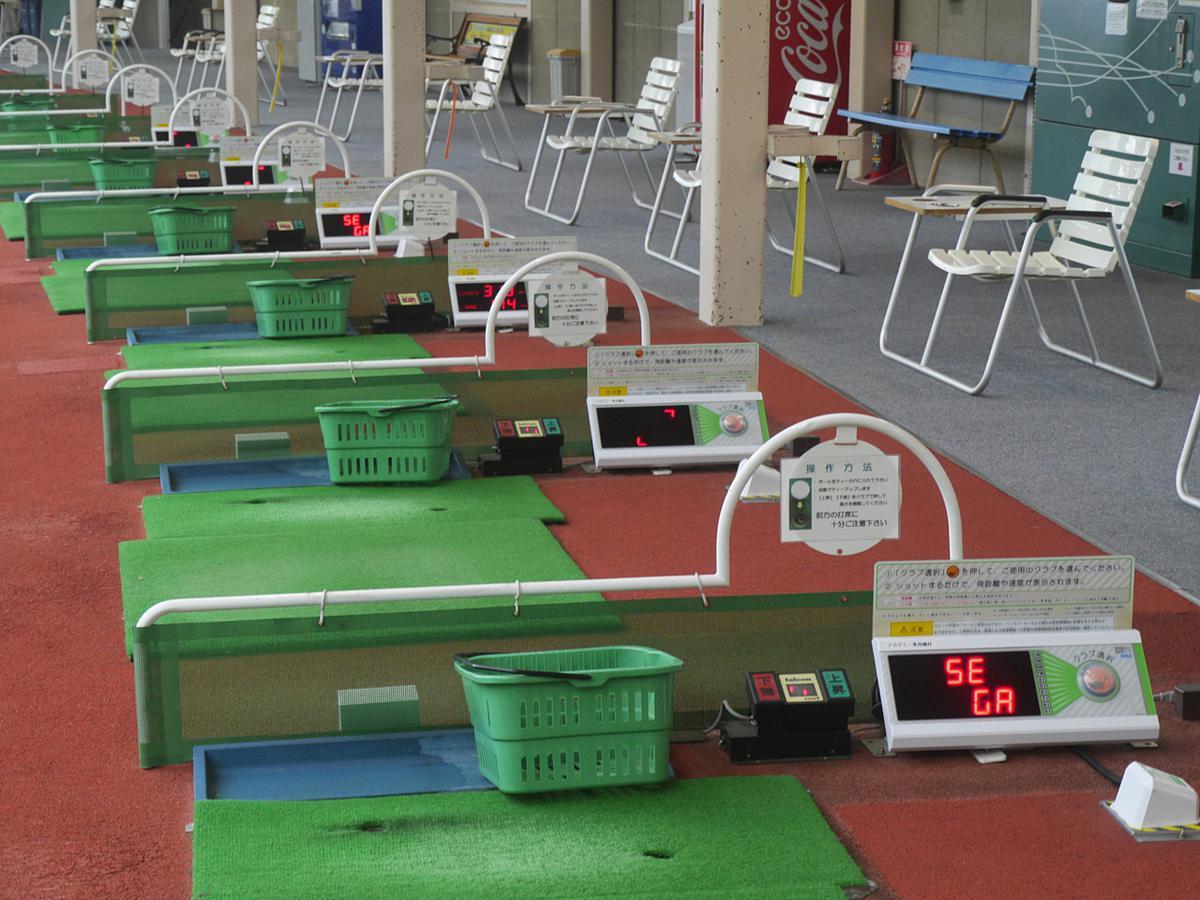 川和ゴルフ(横浜市都筑区)/打ちっぱなし・ゴルフ練習場一覧[コンドル]