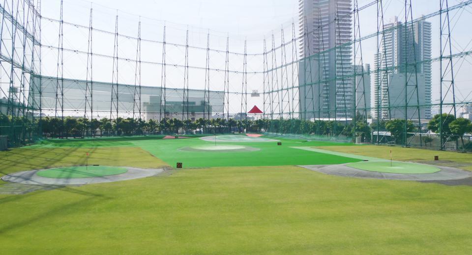 東神奈川ゴルフジョイ(横浜市神奈川区)/打ちっぱなし・ゴルフ練習場一覧[コンドル]