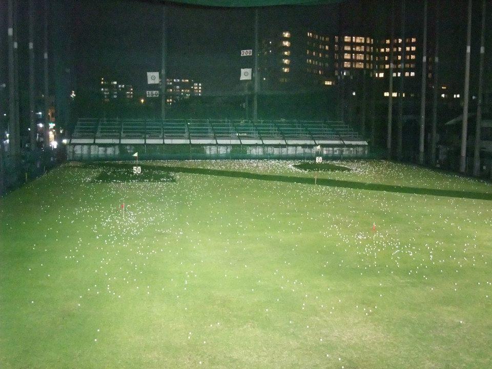 ヨコヤマスポーツガーデン(横浜市鶴見区)/打ちっぱなし・ゴルフ練習場一覧[コンドル]