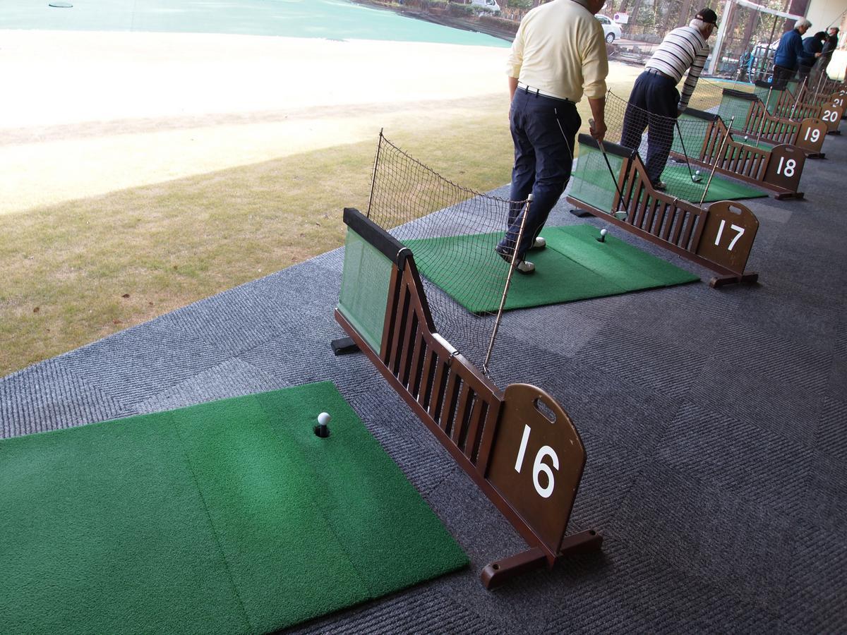 グリーンウッズゴルフ(大和市)/打ちっぱなし・ゴルフ練習場一覧[コンドル]