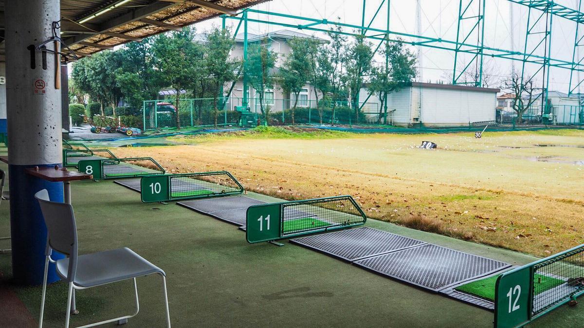 清瀬ゴルフセンター(清瀬市)/打ちっぱなし・ゴルフ練習場一覧[コンドル]