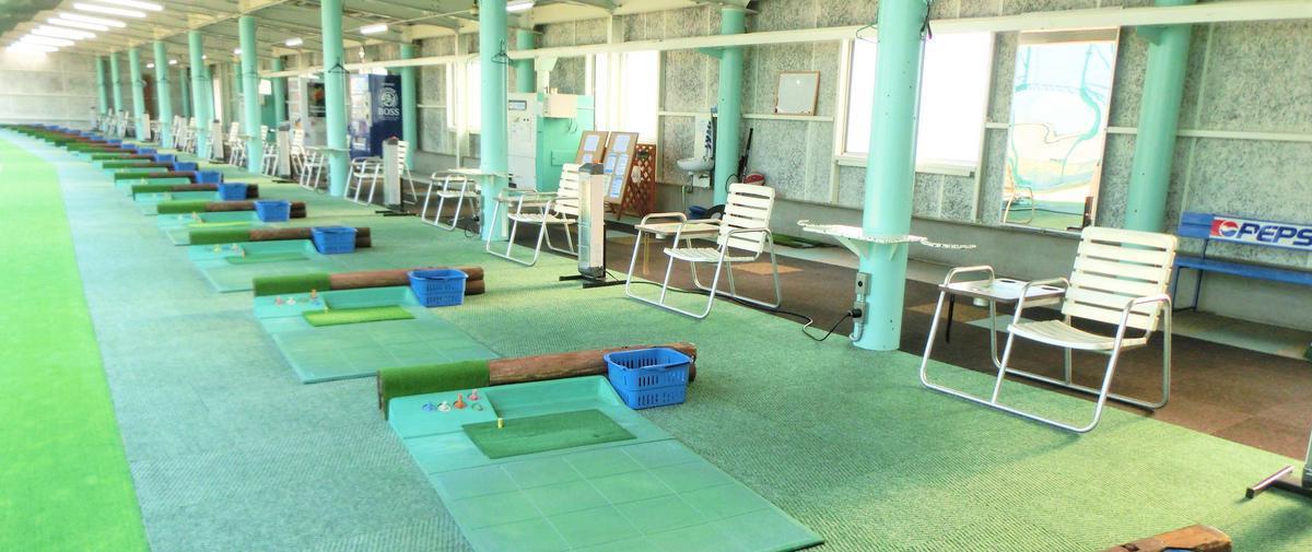 橋本ゴルフセンター(相模原市緑区)/打ちっぱなし・ゴルフ練習場一覧[コンドル]