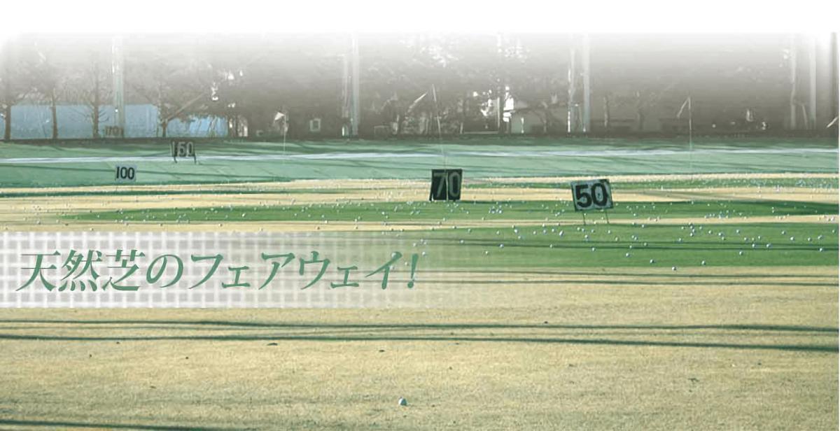 保谷グリーンゴルフセンター(西東京市)/打ちっぱなし・ゴルフ練習場一覧[コンドル]