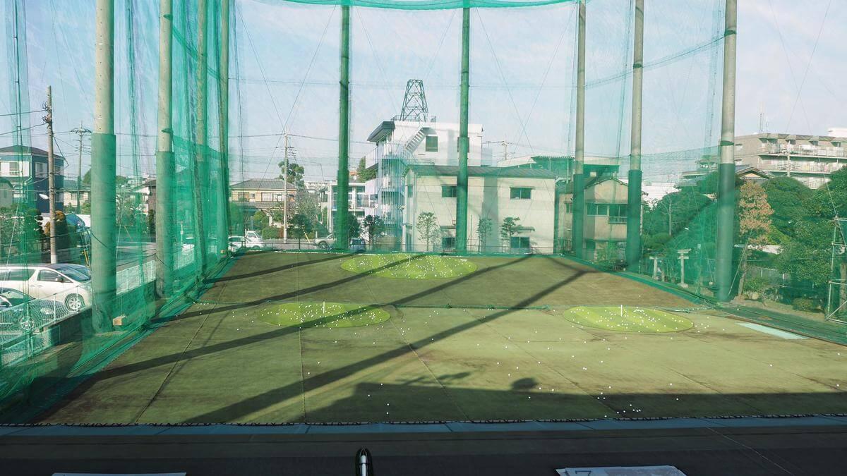 東堀切ゴルフクラブ(葛飾区)/打ちっぱなし・ゴルフ練習場一覧[コンドル]