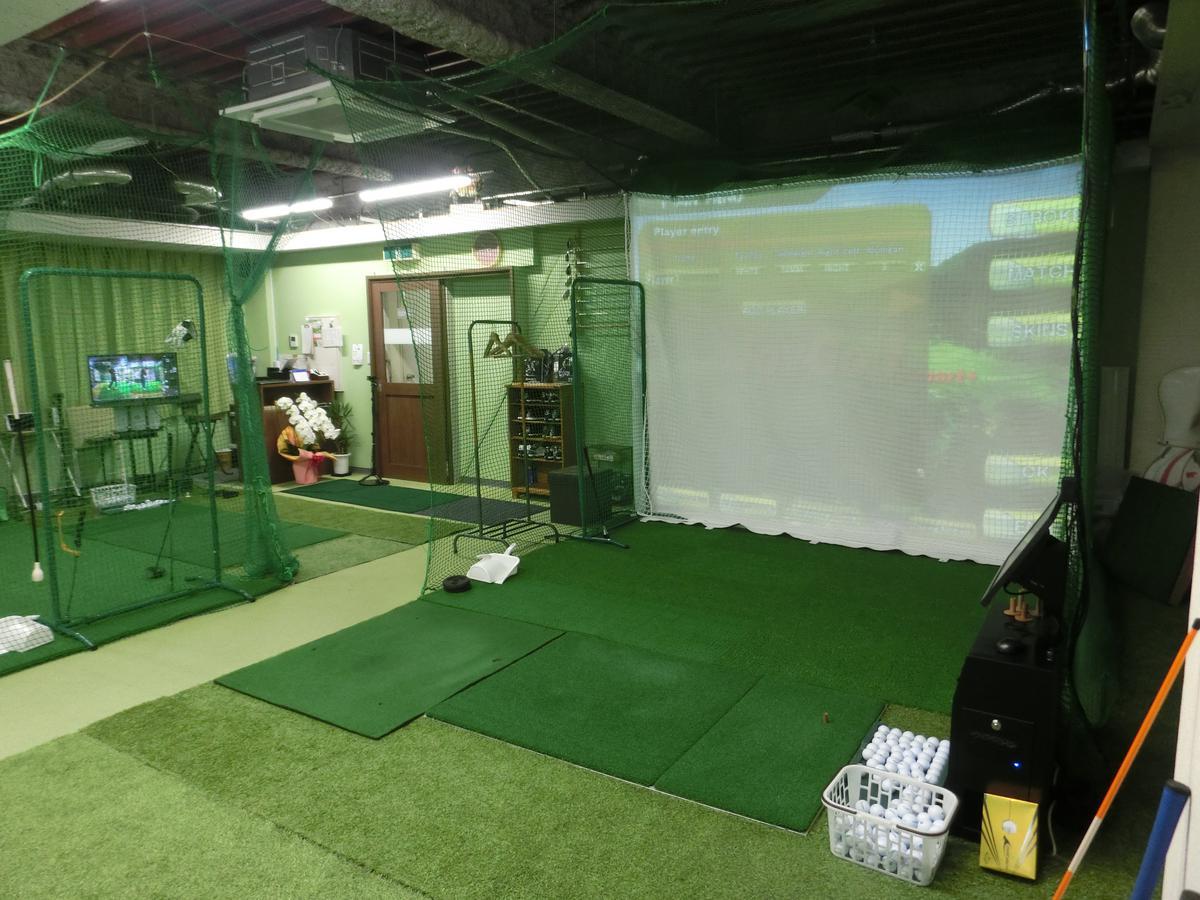 Golfix行徳店(市川市)/打ちっぱなし・ゴルフ練習場一覧[コンドル]