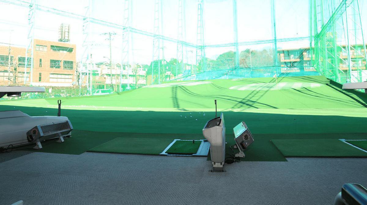 ニュー成城ゴルフセンター(世田谷区)/打ちっぱなし・ゴルフ練習場一覧[コンドル]