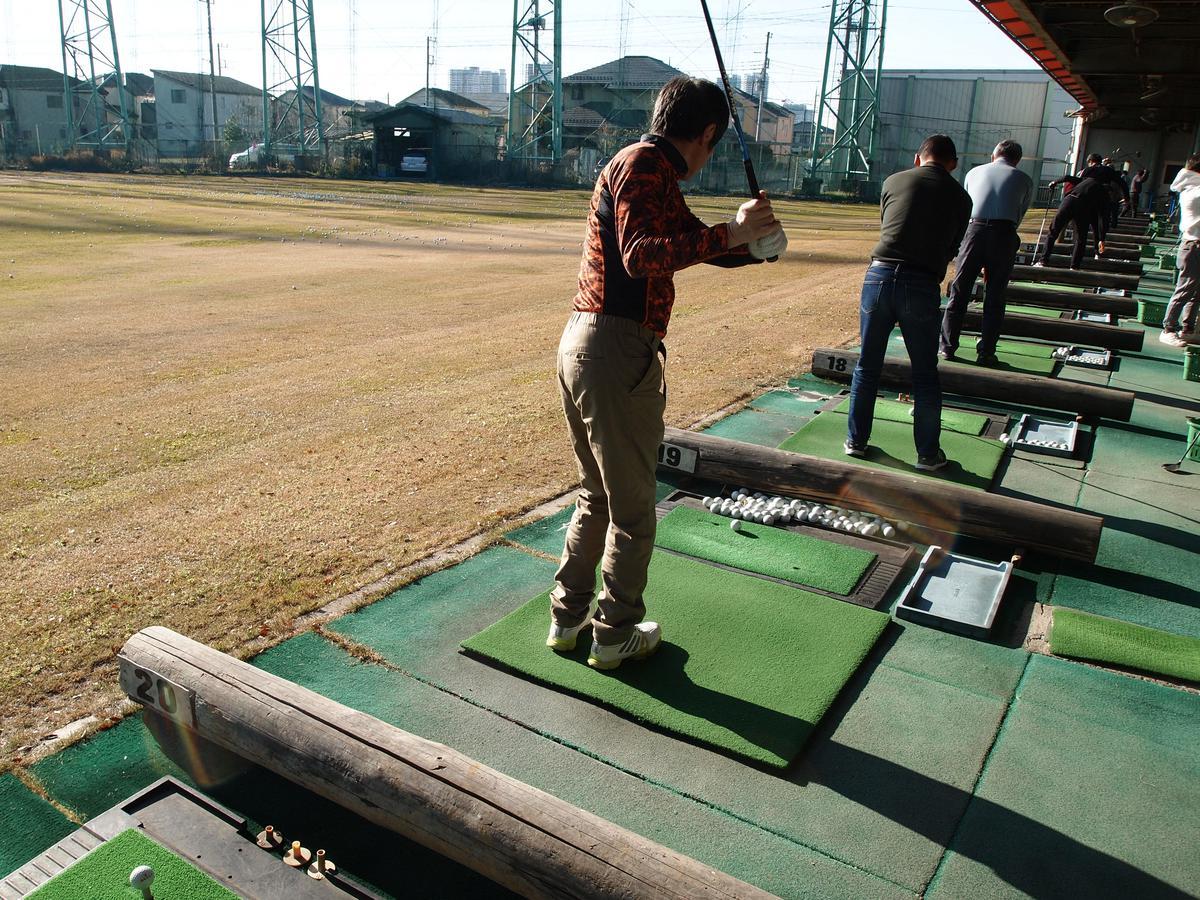 【閉業】松丸ゴルフセンター(柏市)/打ちっぱなし・ゴルフ練習場一覧[コンドル]