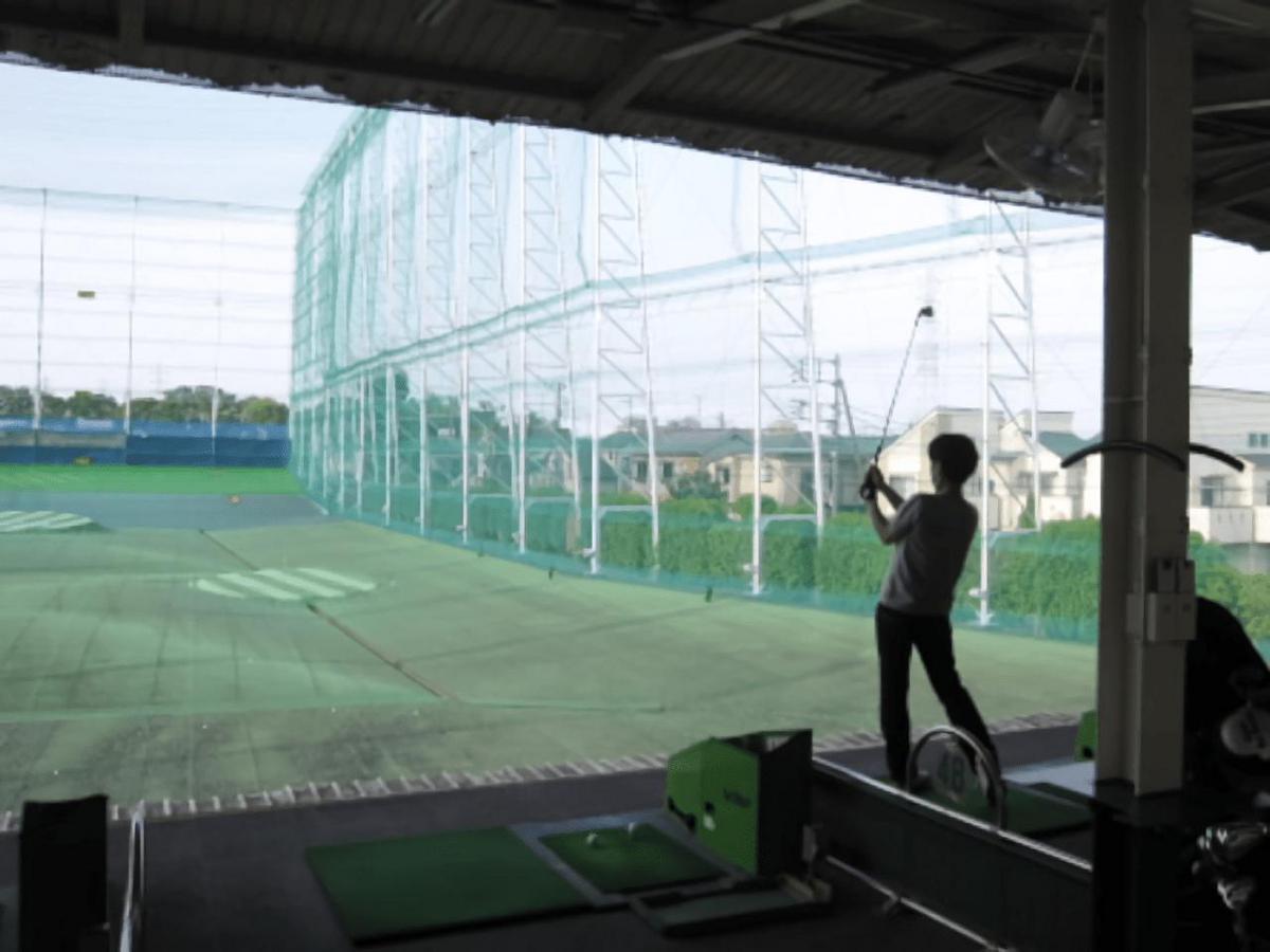 武蔵グランドゴルフ(三鷹市)/打ちっぱなし・ゴルフ練習場一覧[コンドル]