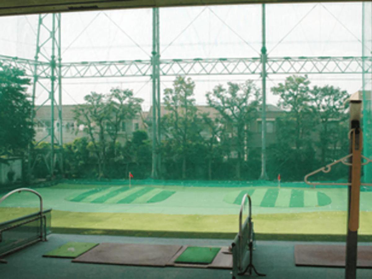 赤堤ゴルフクラブ(世田谷区)/打ちっぱなし・ゴルフ練習場一覧[コンドル]