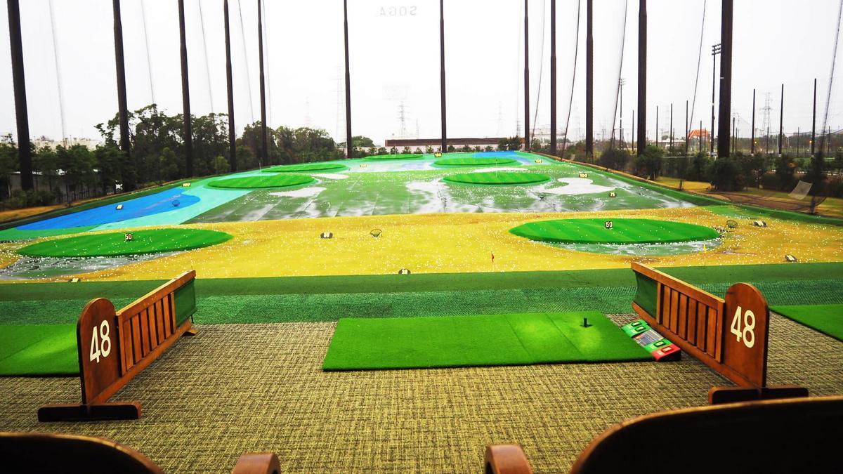 ゴルフリゾートSOGA(千葉市中央区)/打ちっぱなし・ゴルフ練習場一覧[コンドル]