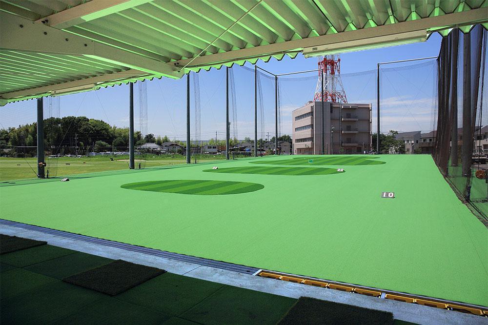 明治ゴルフセンター(八千代市)/打ちっぱなし・ゴルフ練習場一覧[コンドル]