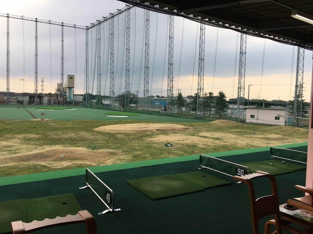ゴルフサロンセラ(野田市)/打ちっぱなし・ゴルフ練習場一覧[コンドル]