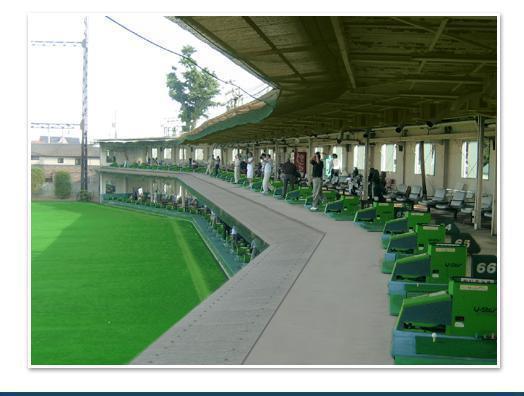 丸山ゴルフセンター(船橋市)/打ちっぱなし・ゴルフ練習場一覧[コンドル]