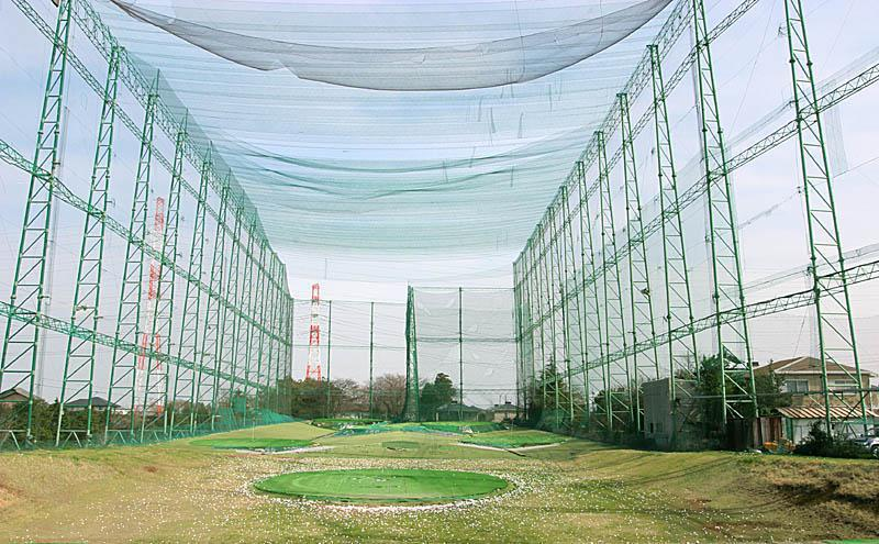 GOLF RANGE New Minato(鎌ヶ谷市)/打ちっぱなし・ゴルフ練習場一覧[コンドル]