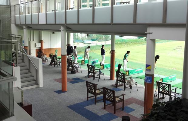 サンランド船橋(船橋市)/打ちっぱなし・ゴルフ練習場一覧[コンドル]