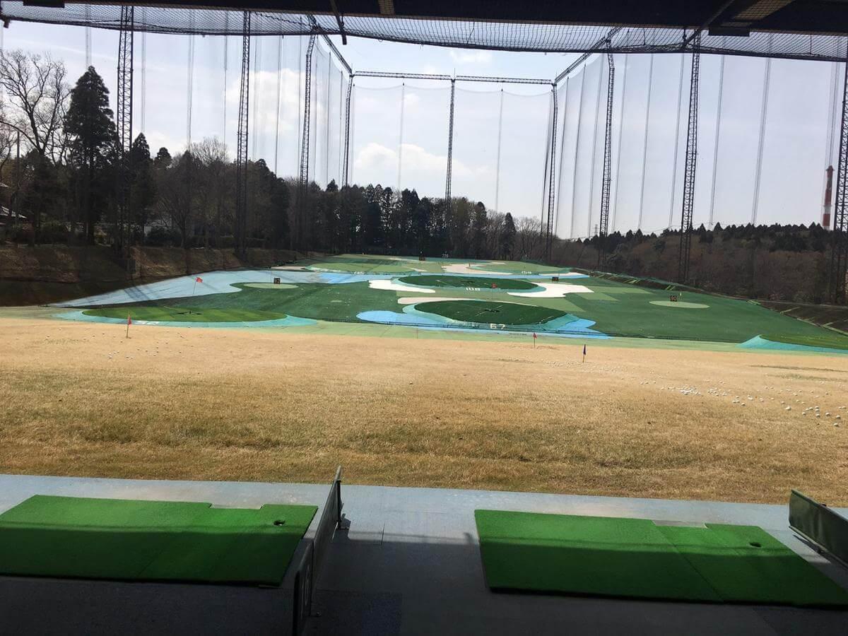 フジゴルフパーク(千葉市若葉区)/打ちっぱなし・ゴルフ練習場一覧[コンドル]