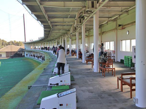 フォレストゴルフ(白井市)/打ちっぱなし・ゴルフ練習場一覧[コンドル]