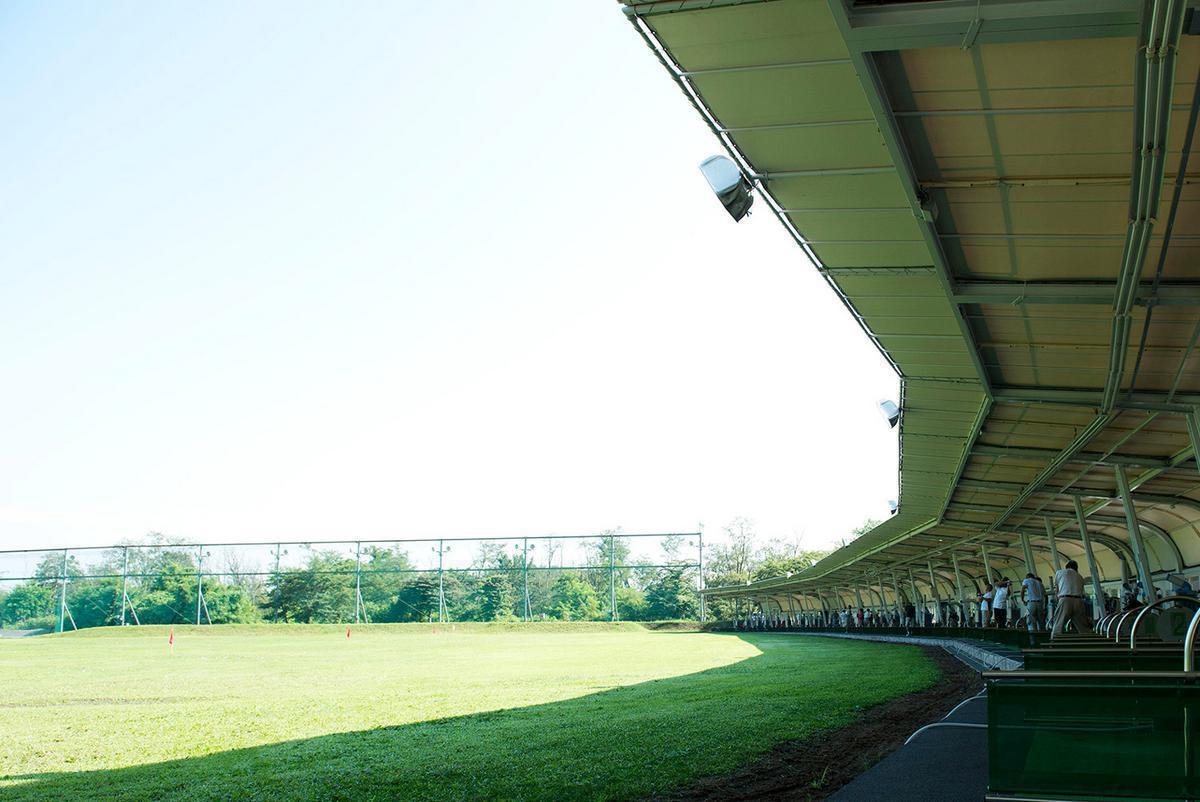 青梅リバーサイドパーク(青梅市)/打ちっぱなし・ゴルフ練習場一覧[コンドル]