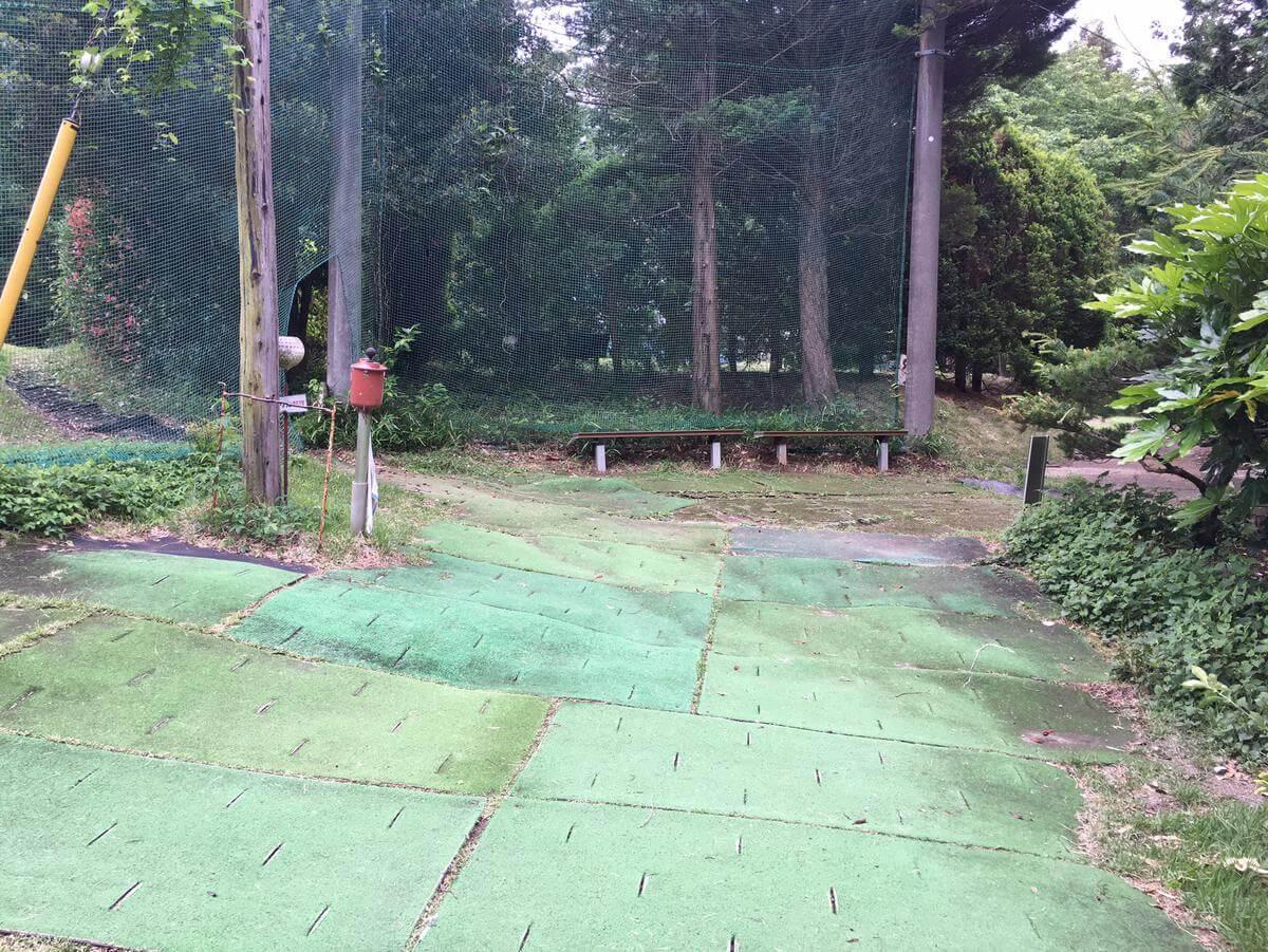 白井ゴルフ林間コース(白井市)/打ちっぱなし・ゴルフ練習場一覧[コンドル]