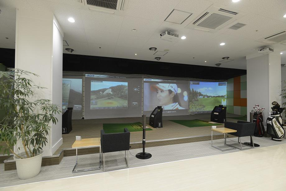 in Golf KITAIKE Driving-range(豊島区)/打ちっぱなし・ゴルフ練習場一覧[コンドル]