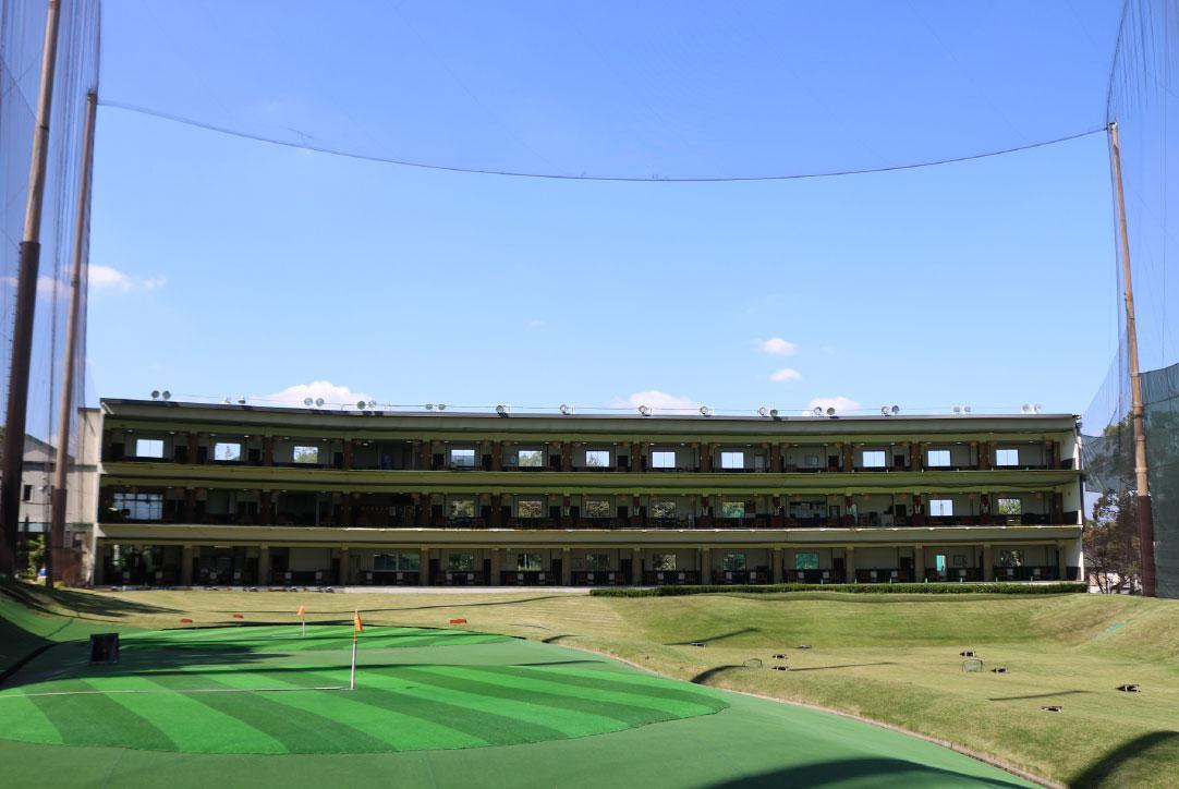 ゴルフクラブルミナス(豊田市)/打ちっぱなし・ゴルフ練習場一覧[コンドル]