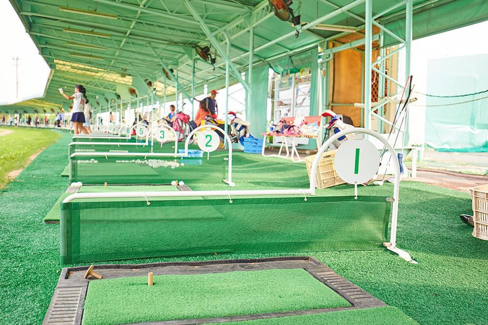 新川ゴルフ(清須市)/打ちっぱなし・ゴルフ練習場一覧[コンドル]
