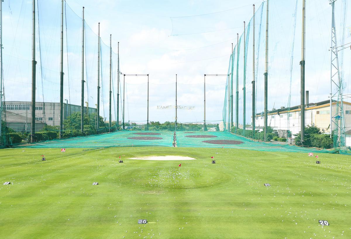 亀崎エスティーゴルフ(半田市)/打ちっぱなし・ゴルフ練習場一覧[コンドル]