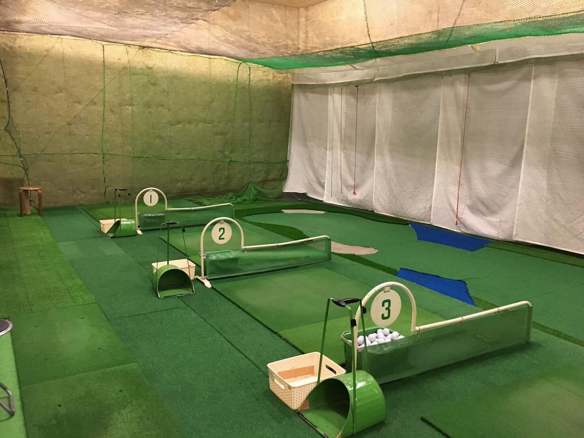 Kゴルフクラブ&スクール(町田市)/打ちっぱなし・ゴルフ練習場一覧[コンドル]