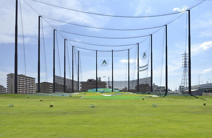 アコーディア・ガーデン名古屋(名古屋市南区)/打ちっぱなし・ゴルフ練習場一覧[コンドル]