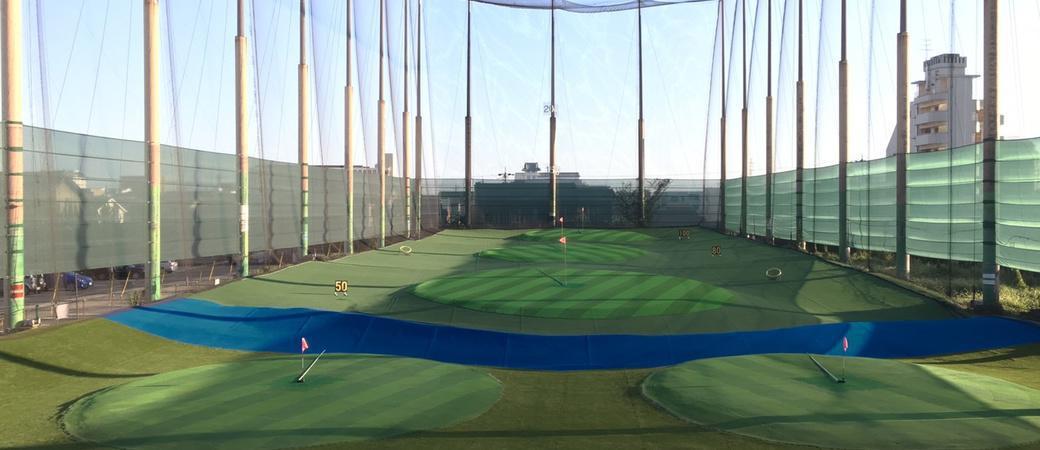 さらしなゴルフクラブ(海部郡)/打ちっぱなし・ゴルフ練習場一覧[コンドル]