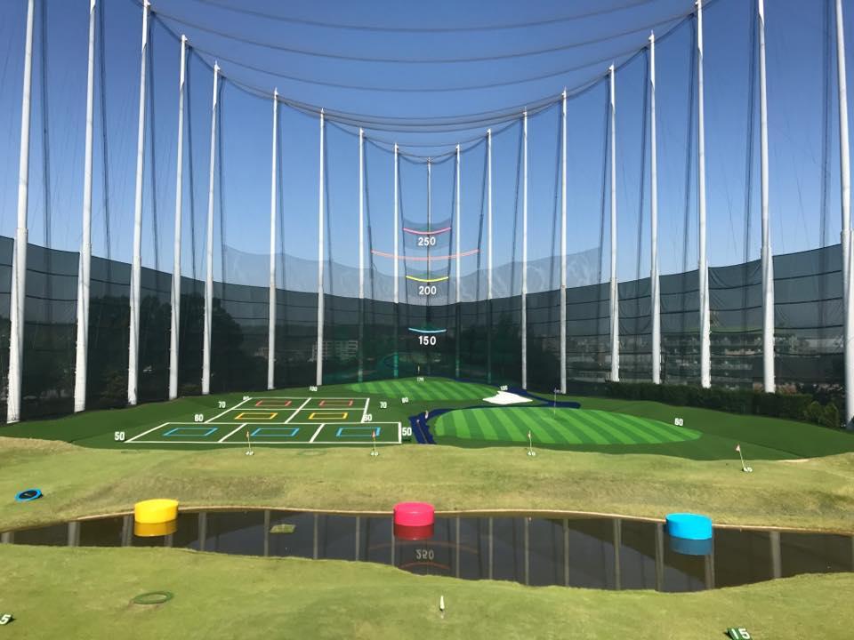 ゴルフパートナー名古屋こうのす練習場店(名古屋市天白区)/打ちっぱなし・ゴルフ練習場一覧[コンドル]
