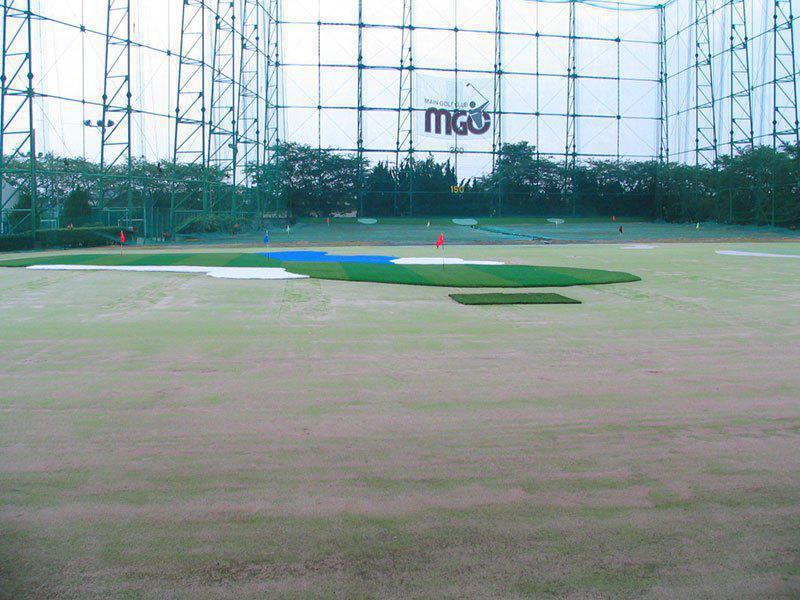 メインゴルフクラブ(津島市)/打ちっぱなし・ゴルフ練習場一覧[コンドル]