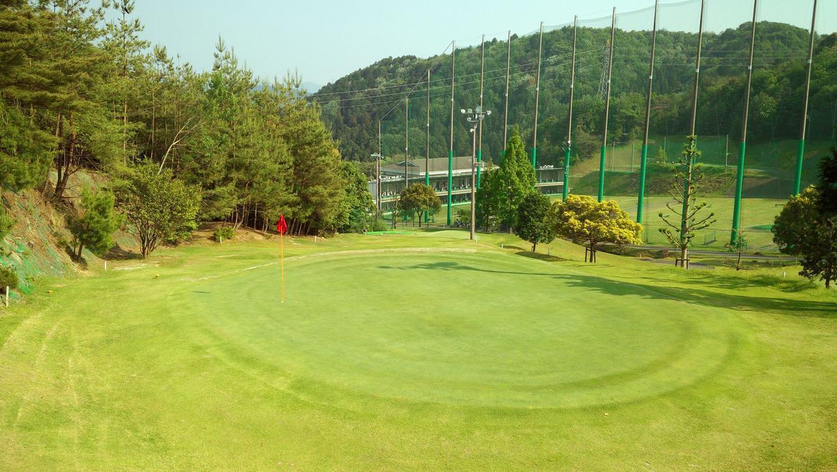 笠取ゴルフセンター(宇治市)/打ちっぱなし・ゴルフ練習場一覧[コンドル]