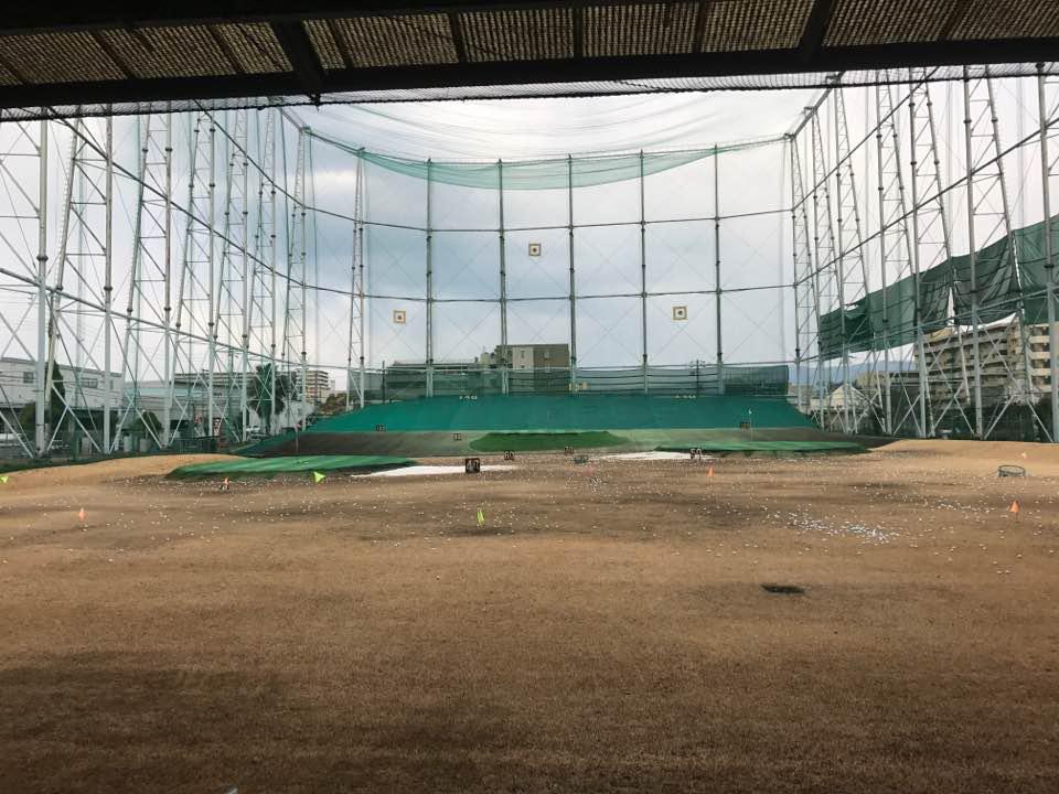 シティゴルフつるみ(大阪市鶴見区)/打ちっぱなし・ゴルフ練習場一覧[コンドル]