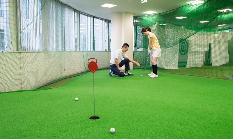 つるやサイエンスゴルフ倶楽部(大阪市中央区)/打ちっぱなし・ゴルフ練習場一覧[コンドル]