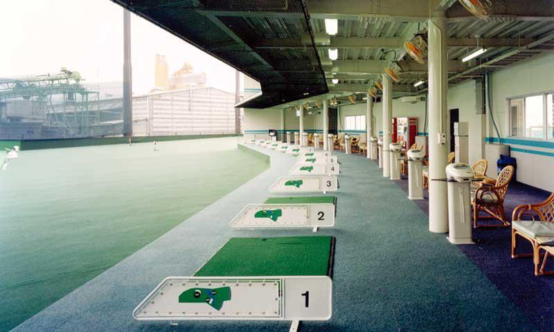 つるやゴルフセンター茨木(茨木市)/打ちっぱなし・ゴルフ練習場一覧[コンドル]