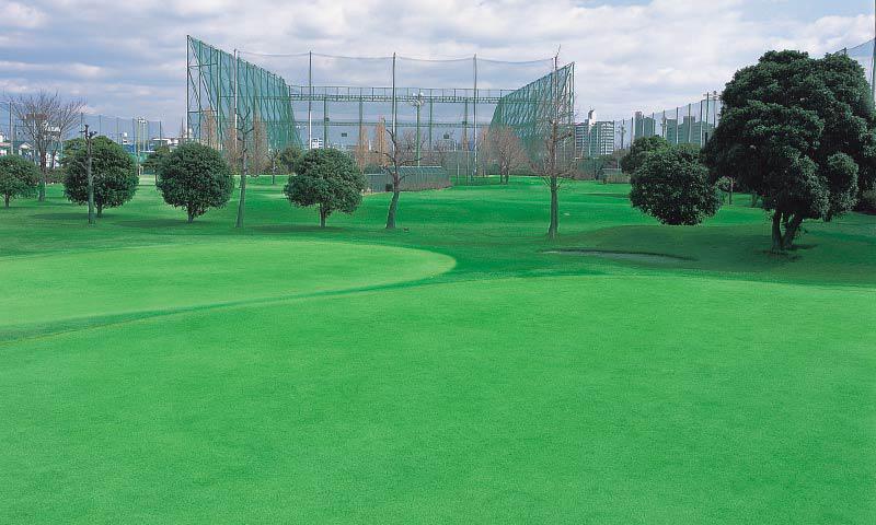 つるやゴルフセンター神崎川(豊中市)/打ちっぱなし・ゴルフ練習場一覧[コンドル]