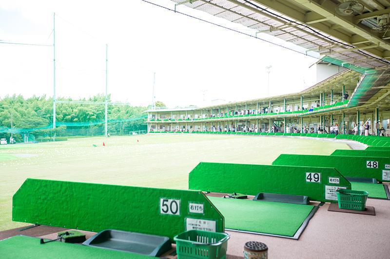 泉北ゴルフセンター(堺市南区)/打ちっぱなし・ゴルフ練習場一覧[コンドル]